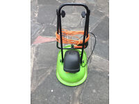 Challenge Corded Hover Mower - 1000W, fair condition