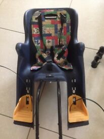 Bycicle Child Seat (Rear)