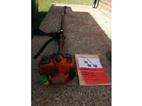 Husqvarna 325 he4 long reach hedge cutter with manual