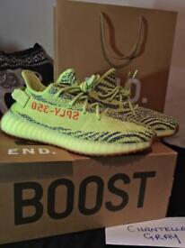 Yeezy 350 v2 frozen yellow