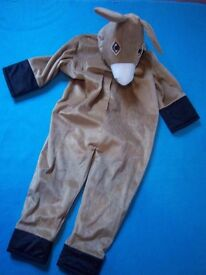 M&S Donkey Dressing Up Outfit Age 5-6 Years IP1