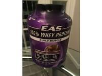 EAS 100% Whey Protein chocolate 5lbs