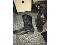 Sidi gore tex boots