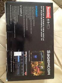 HD TV recorder rt195-500 HD