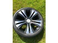 22 inch BMW X5 X6 Alloy Wheels