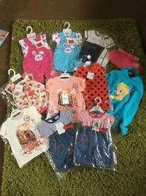 Brand new baby and children's items