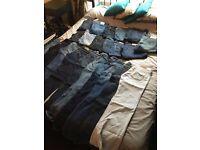 Levis jeans female various sizes