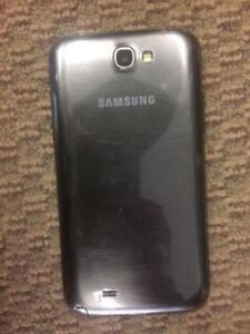 SAMSUNG NOTE 2 (GREY) 2GB RAM AND 32 GB ROM....BEST DEAL