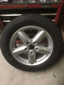 MINI COUNTRYMAN 16 Inch Alloy Wheels