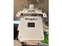 DermaCo Pro Machine with warranty
