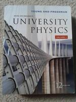 University Physics 12th Edition by Young and Freedman