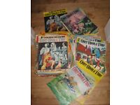 ONCE UPON A TIME VINTAGE 60/70`S COMICS+HUGE COLLECTION+150 PLUS