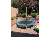 FREE - 8ft trampoline