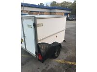Ifor Williams box trailer 6 x4
