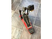 DW 5000TH Turbo Single Bass Drum Pedal in Excellent condition