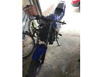 Honda CBR125R spares or repair