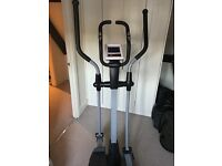 Cross trainer for sale, as new condition
