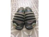 Adidas x Rita Ora Women Adilette Slides size 6