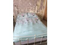 John Lewis Double bed, very good condition