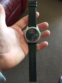 Hugo boss watch (big face)