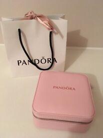 Pandora jewellery box, new