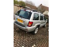 Jeep, GRAND CHEROKEE, Estate, 2004, Other, 3956 (cc), 5 doors