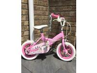 Used girls Princess Bike