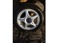 SEAT 4x100 FITMENT ALLOYS FOR SALE