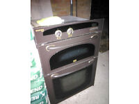 Gas double oven - offers invited