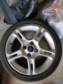 16inch Fiesta alloys