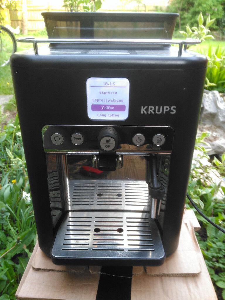 KRUPS COFFEE MACHINE EA6930
