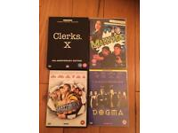 Kevin Smith DVDs