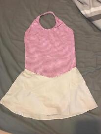 Ladies size 8 ice skating dress / dance costume (2)