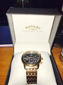 Mans rotary watch