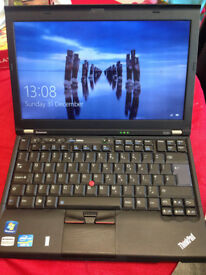 Lenovo Thinkpad X220 Laptop Fast Core i5 2.50Ghz 4Gb Windows 10 Pro (1 of 6)