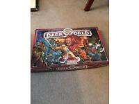 Board game - dark world