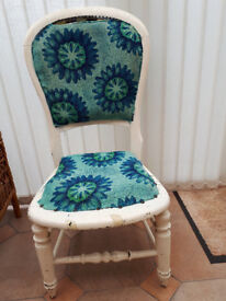 Chair suitable for upcycling
