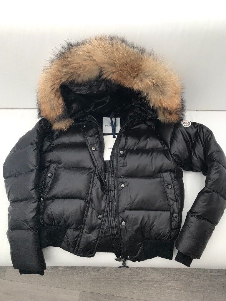 Moncler Ladies Jacket Uk 6 8 size 1  ef8f2f311c