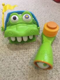 Gator goal like new excellent fun game!