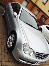 Mercedez Benz CLK 200 Kompressor (Coupe)