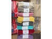 Wholesale lot of 40x kitchen towel set