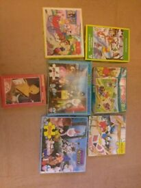 Collectible Puzzles.