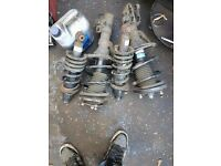 HONDA CIVIC TYPE R EP3 FRONT AND REAR SUSPENSION. TYPE S. SPORT 1.6 1.4 2.0