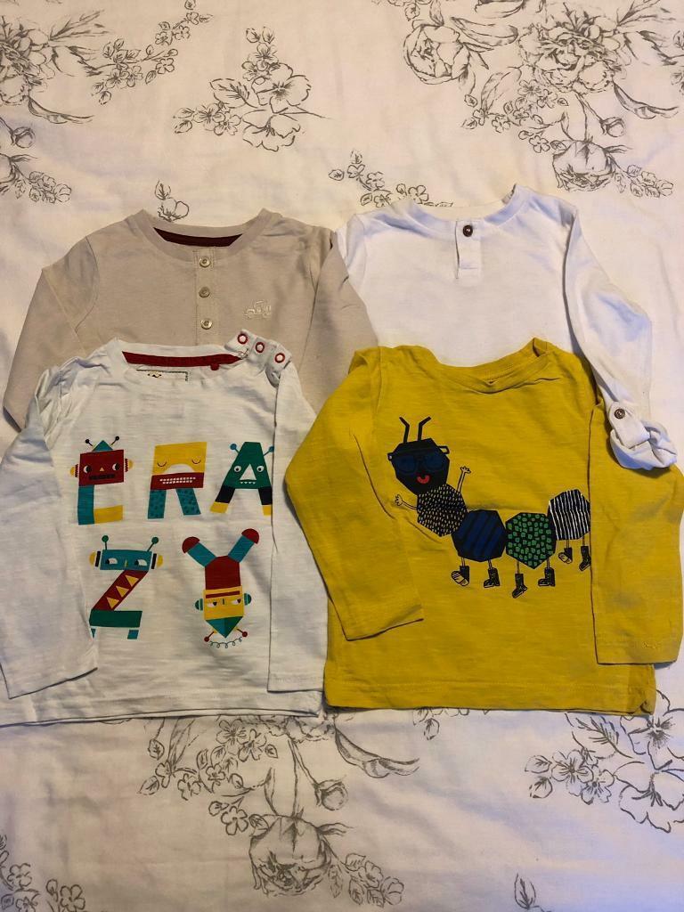 0f25afd95 Boys clothes 12-18 months spring summer bundle