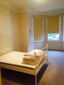 One bedroom garden flat to rent