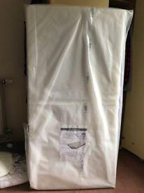 Brand new baby cot mattress 140 x 70 cm