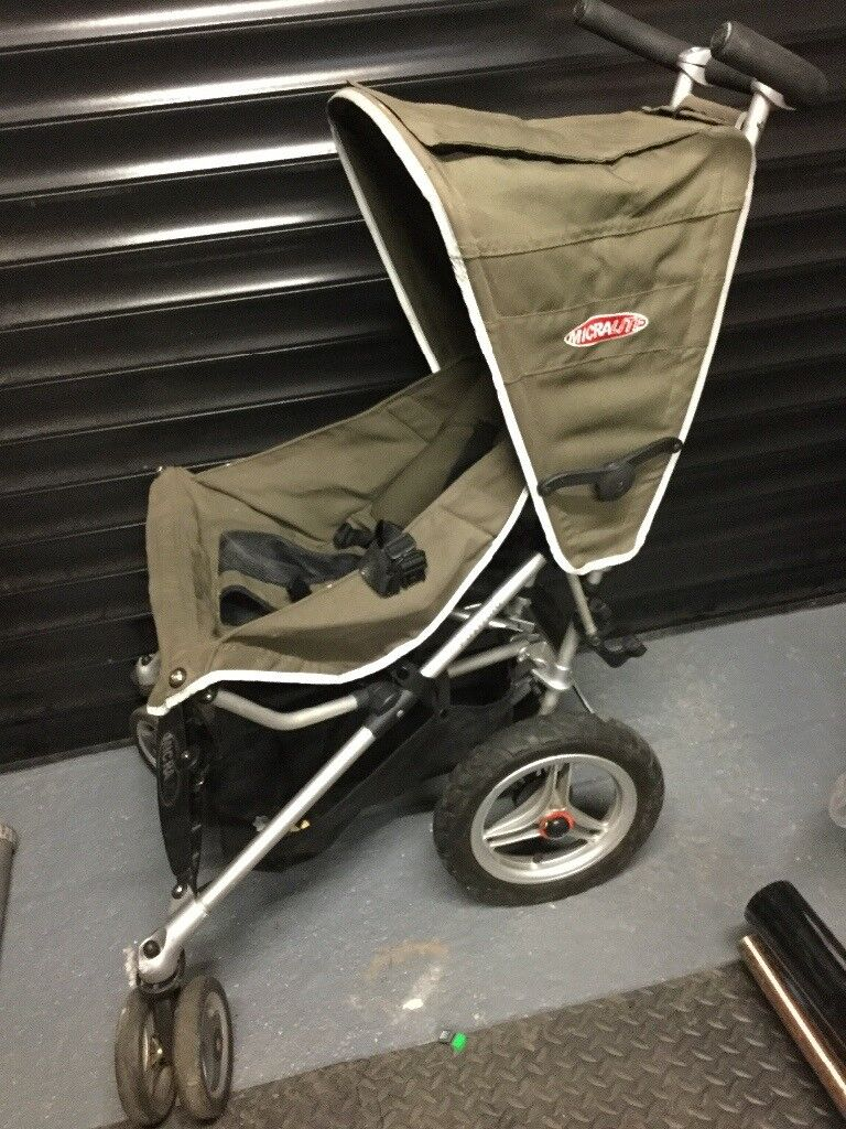Micralite pushchair buggy - see description for condition - £10