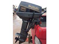 Suzuki DT8 Outboard