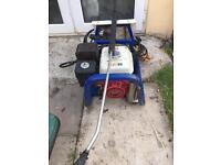 Brendon pressure washer Honda gx200 petrol
