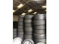 WHOLE SALE TYRES FROM £7